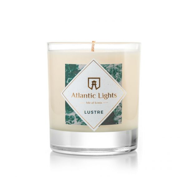 Lustre Soy Wax Candle