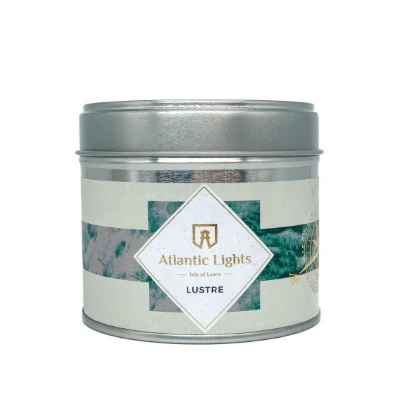 Lustre Travel Candle